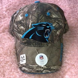 Camouflage NFL Panthers Cap